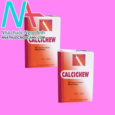 Thuốc Calcichew