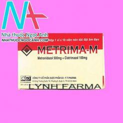 Thuốc Metrima - M