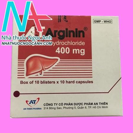 A.T Arginin