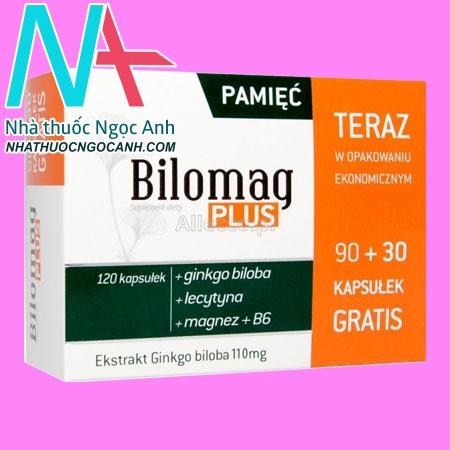 Thuốc Bilomag Plus:
