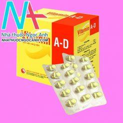 hộp Vitamin A-D