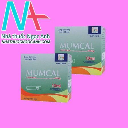 Thuốc Mumcal