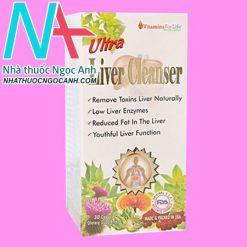 Ultra Liver Cleanser