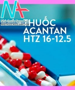 Thuốc Acantan HTZ 16-12.5