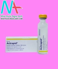 Thuốc Actrapid