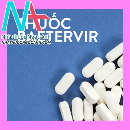 Thuốc Baetervir