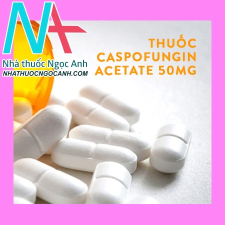 Caspofungin Acetate 50mg