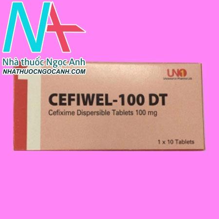 Cefpowel - 100 DT