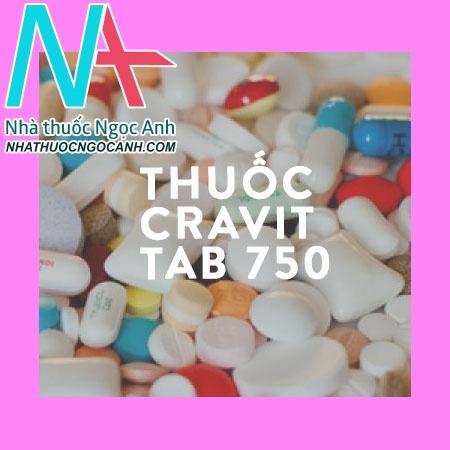 Cravit tab 750
