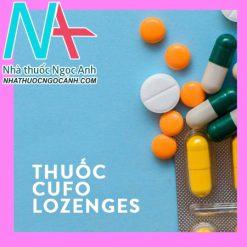 Cufo Lozenges (Black currant)