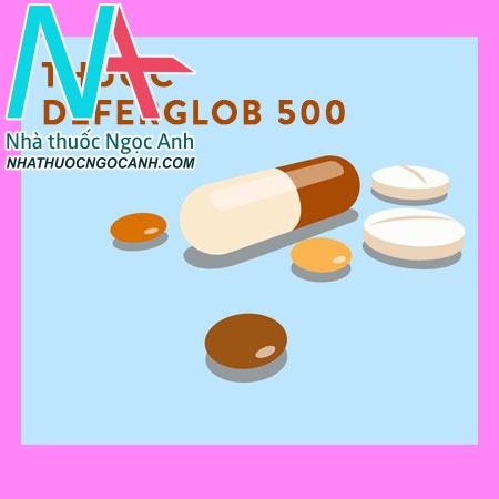 Deferglob 500