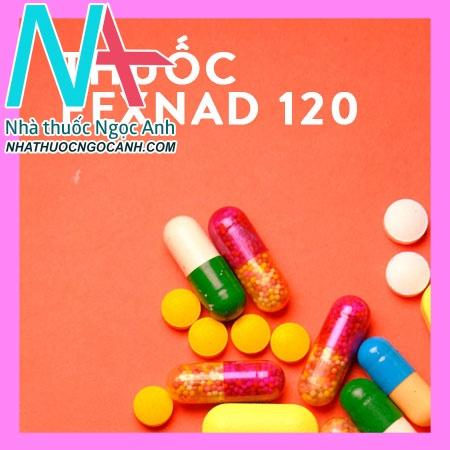 Thuốc Fexnad 120