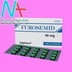 Thuốc Furosemid