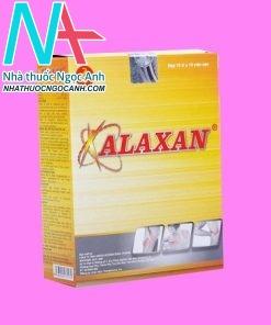 Hộp thuốc Alaxan