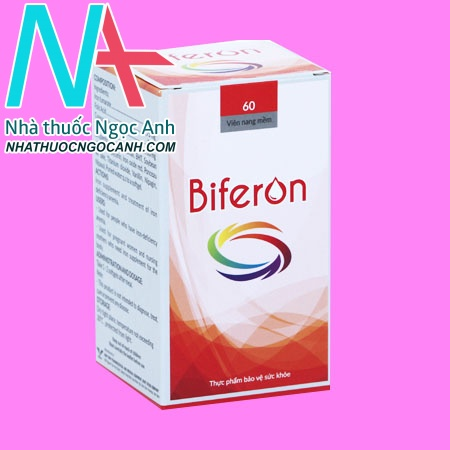 Hộp thuốc Biferon