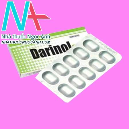 Hộp thuốc Darinol 300