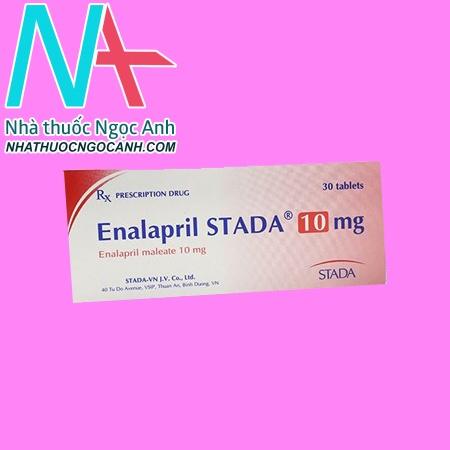 Hộp thuốc Enalapril