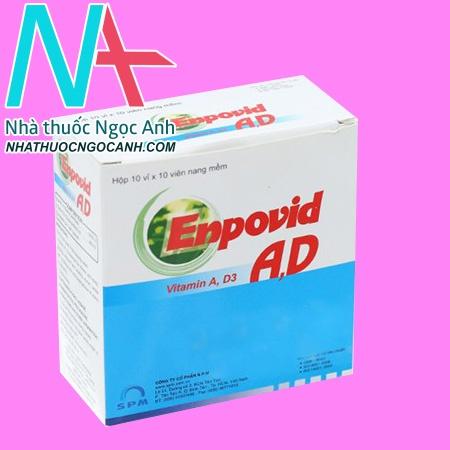 Thuốc Enpovid AD