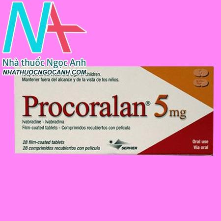 Hộp thuốc Procoralan 5mg