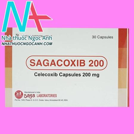 Hộp thuốc Sagacoxib