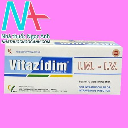 Hộp thuốc Vitazidim