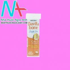 Lọ thuốc Davita Bone Sugar Free