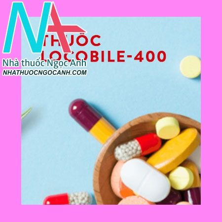 Thuốc Locobile-400