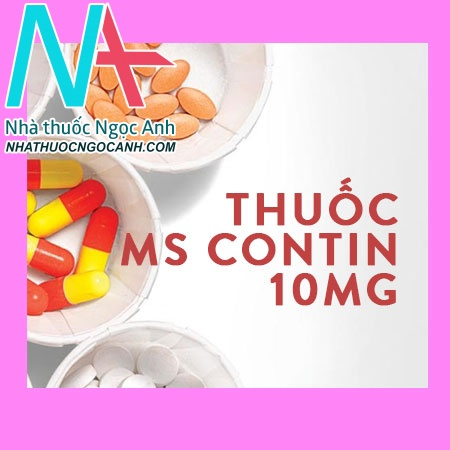 MS Contin 10mg