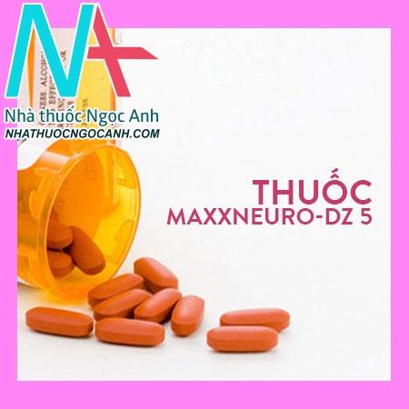 Thuốc Maxxneuro-DZ 5
