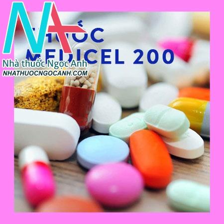 Thuốc Medicel 200