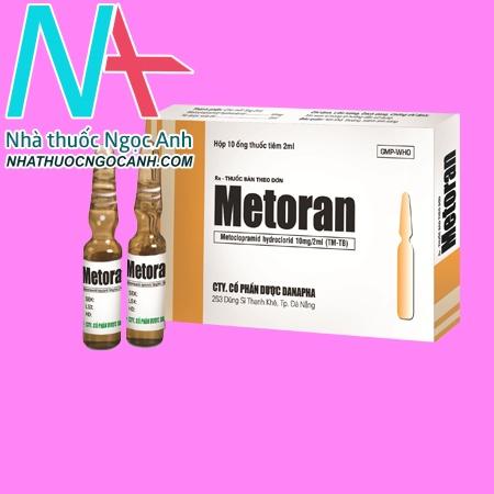 Thuốc Metoran