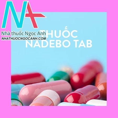 Nadebo Tab
