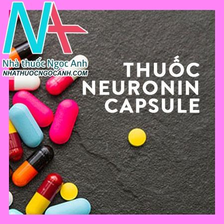 Neuronin capsule