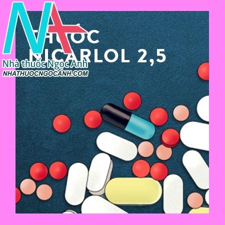 ThuốcNicarlol 2,5