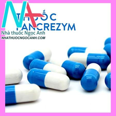 Thuốc Pancrezym