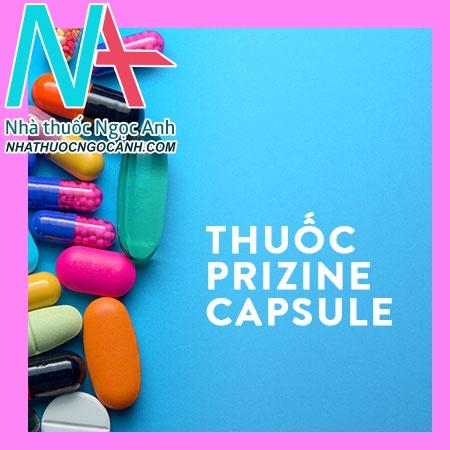 Thuốc Prizine capsule