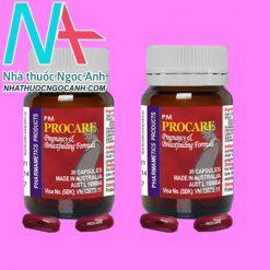 Hộp thuốc Procare pregnancy