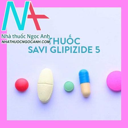 Savi Glipizide 5