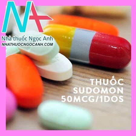 ThuốcSudomon 50mcg/1dos