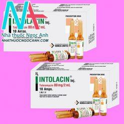 Thuốc Intolacin
