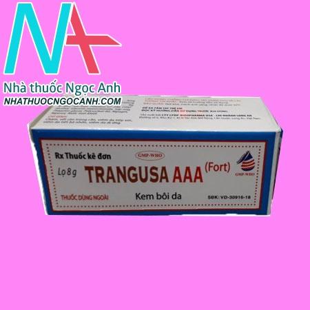 Thuốc Trangusa AAA
