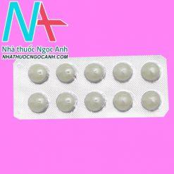 Vỉ thuốc Cimetidine