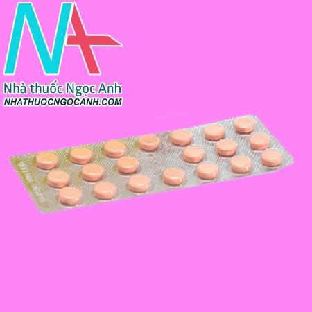 Vỉ thuốc Dexamethason