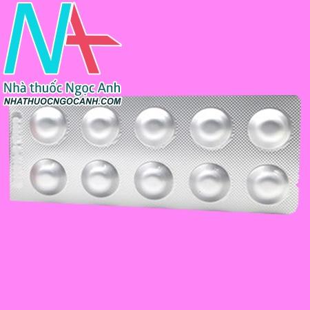 Vỉ thuốc Enalapril