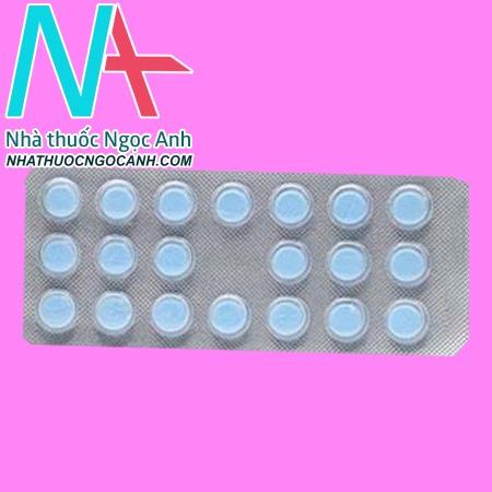 Vỉ thuốc mekocetin