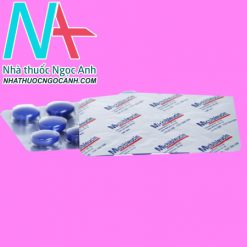 Vỉ thuốc Micbileucin