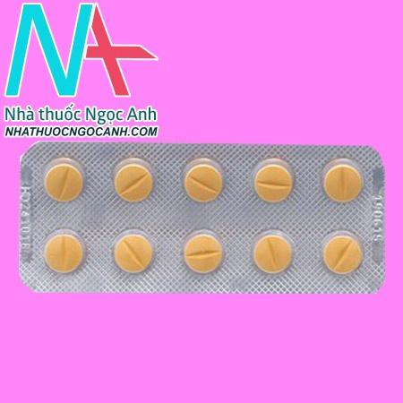 Vỉ thuốc Thyrozol