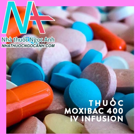 Moxibac 400 IV Infusion