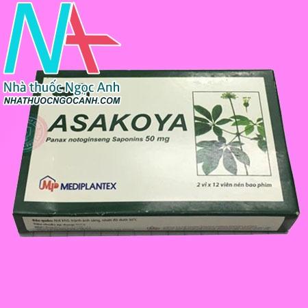 Asakoya