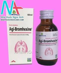 Agi-Bromhexine 16